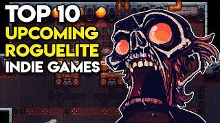 Top 10 Upcoming ROGUELITE Indie Games on Steam (Part 2)