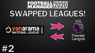 FM20 Experiment: What If You SWAPPED England's Top and Bottom League? Football Manager 2020 - PART 2