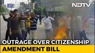 Assam Protest | Thousands Defy Curfew In Guwahati As Assam Rages Over Citizenship Bill