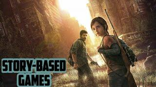 TOP 10 STORY-BASED GAMES FOR ANDROID & IOS ||| 2020