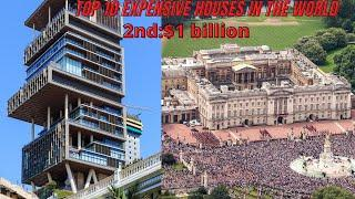 Top 10 expensive houses in the world|Top 10 expensive mansion|Saud Salim