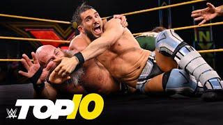 Top 10 NXT Moments: WWE Top 10, Sept. 1, 2020