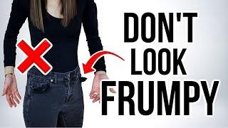 """10 """"FRUMPY"""" Style Mistakes ...and how to fix!"""