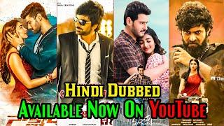Top 15 Big South Hindi Dubbed Movies Available On YouTube | Raja The Great | March All Best Movies |