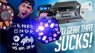 Top 10 Worst Pieces of DJ Equipment, I regret Buying!