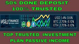 Umo-Finance.Com Top Trusted Investment Plan Passive Income Upload By Just Earn Youtube 2020