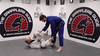 Jonathan Thomas - Torreando Pass - Understanding Opponents Body Position Will Affect Your Pass