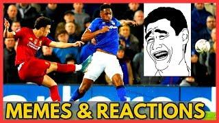 Liverpool FC vs Everton 1-0 FA Cup (Memes & Reactions) of goal highlights and post match analysis