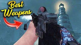 Top 10 BEST Weapons in Call of Duty Zombies History (WAW-BO4)