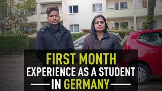 Indian student shares his experience after 1 month of studying in Germany/ pre-arrival advice