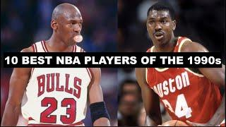 Ranking The 10 Best NBA Players In The 1990s Decade