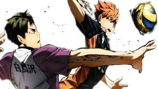 Top 5 Haikyuu Match Point Moments