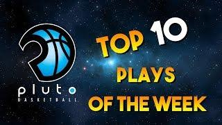 Top 10 Plays of the Week (November 3, 2019) - PLUTO High School League
