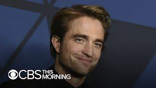 "Robert Pattinson is world's most handsome man, according to ""Golden Ratio"""