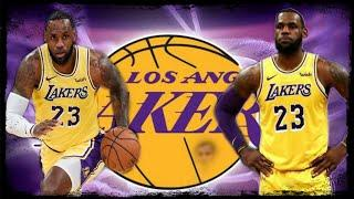 LeBron James Leadership Moments | Lakers Highlights | 2019-2020 NBA Regular Season