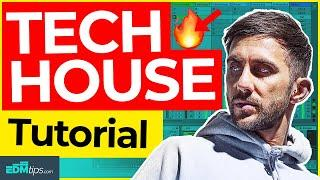 How to Make TECH HOUSE (Like Hot Since 82) - FREE Ableton Project & Samples. WARNING: