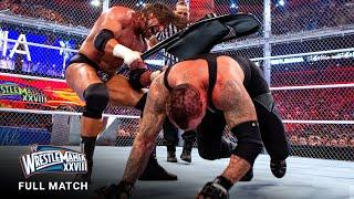 FULL MATCH - The Undertaker vs. Triple H – Hell in a Cell Match: WrestleMania XXVIII