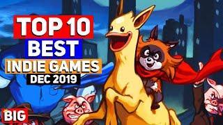 Top 10 Best Indie Games – December 2019