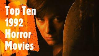 Top 10 HORROR Movies of 1992 at the Box Office