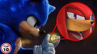 Top 10 Easter Eggs You Missed In Sonic - Part 2