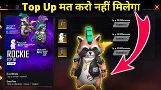 Top Up Event Problem Solved || How to Solve Top Up Event Problem Free Fire || Free Fire New Top Up