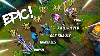 TOP 5 BEST OTP PLAYERS IN LEAGUE OF LEGENDS #4