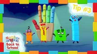 #Top10 Numberblocks - Go and Get Me... | Top Tips for Mobile Parents Tip #3 | Learn How to Count