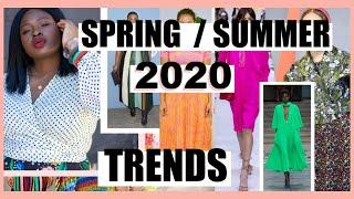 HOW TO STYLE: TOP WEARABLE SPRING SUMMER 2020 TRENDS  I CURVY PLUS SIZE FASHION