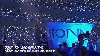Top 10 Moments From Avicii's Tribute Concert