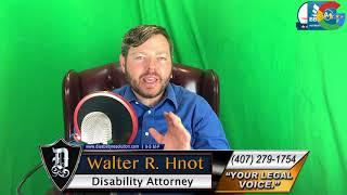 #4 OF TOP 10 Lies People Tell Themselves While Applying For Social Security Disability Benefits.