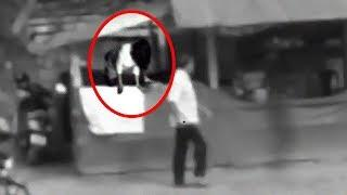 Most Haunted Farm Houses Caught On Tape | Creepy Scary Ghost Sightings!!