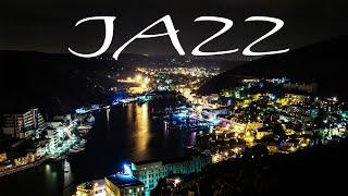 Smooth Midnight  JAZZ - Black Night City JAZZ for Calm - Saxophone JAZZ