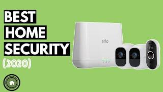 Top 5 Best Home Security Systems 2020 (NEW)