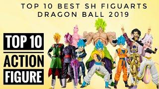 Top 10 Best SH Figuarts Dragon ball 2019 (Top 10 Action Figure)