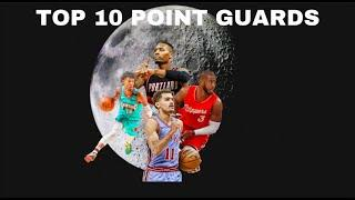 Top 10 Point Guards So Far This Season