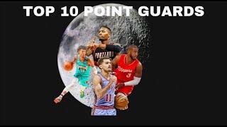 Top 10 Point Guards So Far This Season
