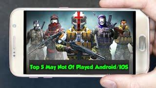 Top 10 Mobile Games 2020 You Must Of Not Played Yet Ep5 Android/IOS