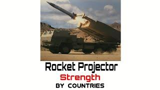 Top 10 Multiple launch Rocket System (MLRS) by countries