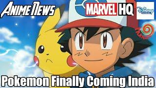 Pokemon Pention link Bangai || Anime News || Pokemon and anime weekly News || Finally Coming India