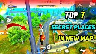 TOP 10 HIDDEN PLACES IN BERMUDA REMASTERED MAP 2.0 // SECRET PLACES IN NEW BERMUDA MAP