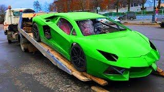 10 Amazing Handmade Cars That Are On Another Level...