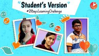 Students Challenge | 21 Days Learning Challenge  | Learn During Lockdown @Vedantu Class 9 & 10