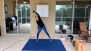 The New Year Cardio Strength Workout Video