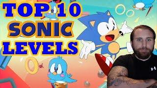 Top 10 Sonic Levels Of All Time
