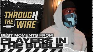 Best Moments From NBA Players In The Bubble | Through The Wire Podcast