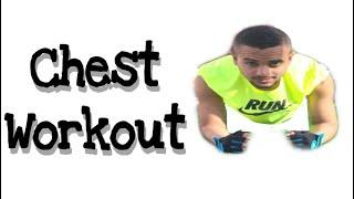Top chest workout at home