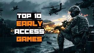 Top 10 Best Early Access Games for Android 2020 |  High Graphics Early Access Games 2020 |