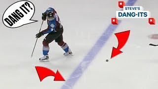 NHL Worst Plays Of All-Time: How Was That ONSIDE!? | Steve's Dang-Its