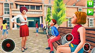 High School Teacher Simulator- Virtual Teacher School Live Simulator Game