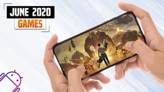 TOP 10 NEW ANDROID GAMES OF THE MONTH JUNE 2020 | NEW GAMES FOR ANDROID